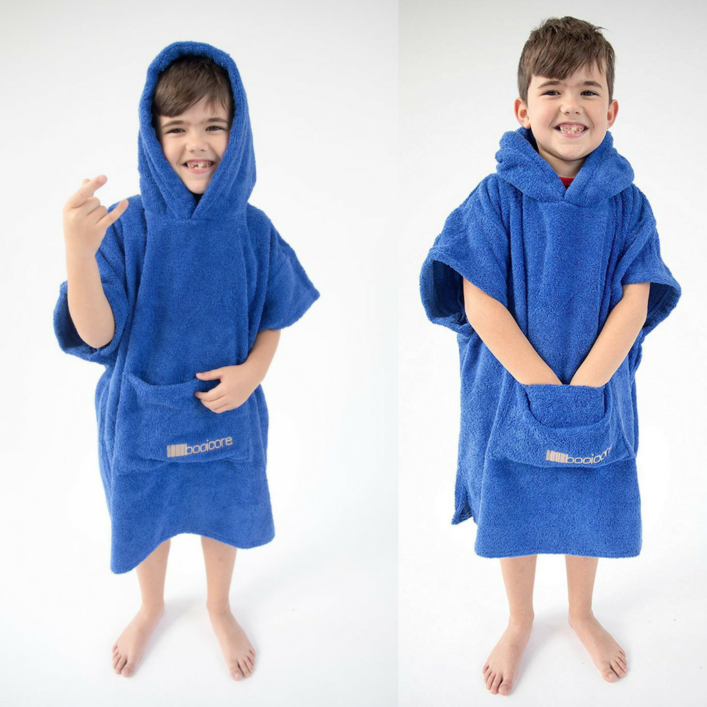 Seabirds Kids Changing Robe